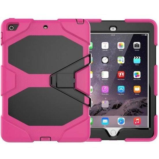 Case2go iPad Air 10.5 (2019) Hoes - Extreme Armor Case - Magenta