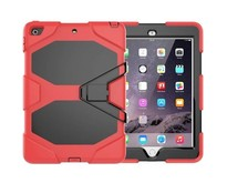 iPad Air 10.5 (2019) Hoes - Extreme Armor Case - Rood