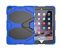 iPad Air 10.5 (2019) Hoes - Extreme Armor Case - Donker Blauw