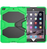 Case2go iPad Air 10.5 (2019) Hoes - Extreme Armor Case - Groen