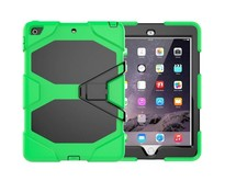 iPad Air 10.5 (2019) Hoes - Extreme Armor Case - Groen