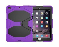 iPad Air 10.5 (2019) Hoes - Extreme Armor Case - Paars