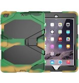 Case2go iPad Air 10.5 (2019) Hoes - Extreme Armor Case - Camouflage