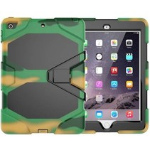 iPad Air 10.5 (2019) Hoes - Extreme Armor Case - Camouflage