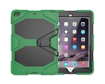 iPad Air 10.5 (2019) Hoes - Extreme Armor Case - Donker Groen