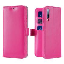Samsung Galaxy A70 hoesje - Dux Ducis Kado Wallet Case - Roze