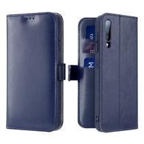 Samsung Galaxy A70 hoesje - Dux Ducis Kado Wallet Case - Blauw