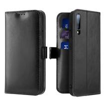 Samsung Galaxy A70 hoesje - Dux Ducis Kado Wallet Case - Zwart
