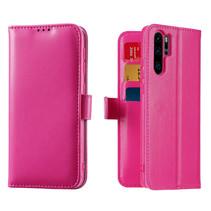 Huawei P30 Pro hoesje - Dux Ducis Kado Wallet Case - Roze