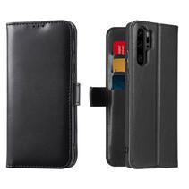 Huawei P30 Pro hoesje - Dux Ducis Kado Wallet Case - Zwart