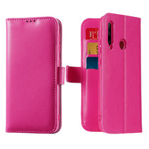 Honor 20 Lite hoesje - Dux Ducis Kado Wallet Case - Roze