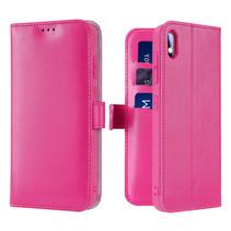 Samsung Galaxy A10 hoesje - Dux Ducis Kado Wallet Case - Roze