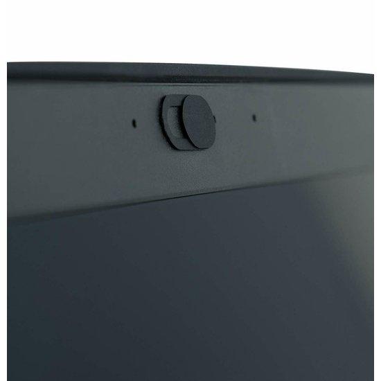 Case2go  Webcam Cover - Privacy schuifje - Geschikt voor Macbook, Laptop en Tablet - Zwart - 6 stuks