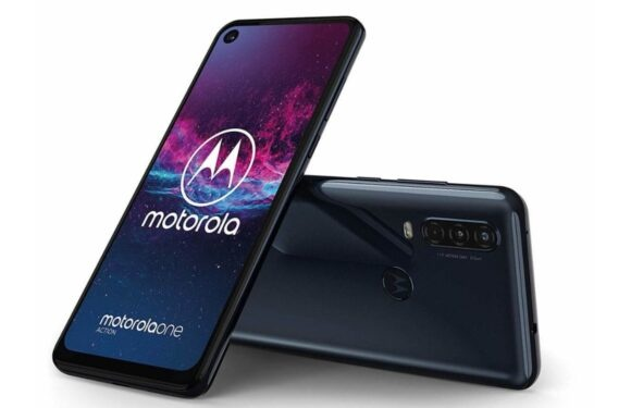 Motorola One Action hoesje