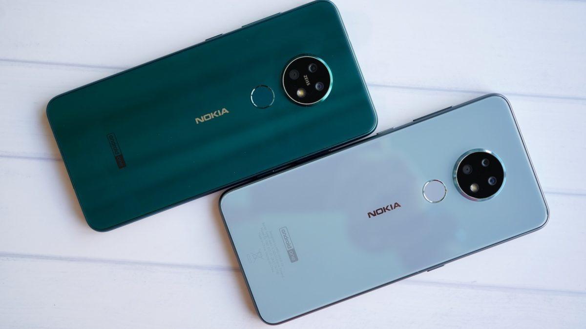 Nokia 6.2 hoezen