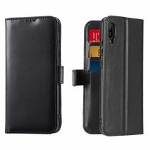 Xiaomi Redmi 7A hoesje - Dux Ducis Kado Wallet Case - Zwart