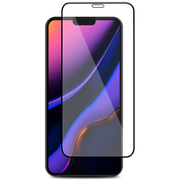iPhone 11 Pro - Full Cover Screenprotector - Zwart