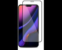 iPhone 11 - Full Cover Screenprotector - Gehard Glas - Zwart