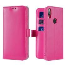 Xiaomi Redmi Note 7 hoesje - Dux Ducis Kado Wallet Case - Roze