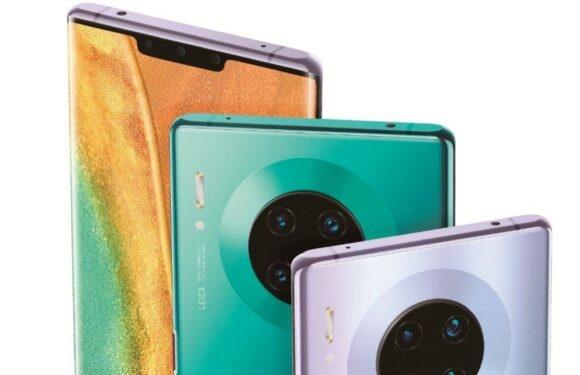 Huawei Mate 30 Pro hoesje