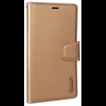 Samsung Galaxy S10 Plus hoesje - Wallet Case met magneetsluiting - Goud