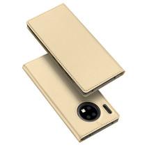 Huawei Mate 30 Pro hoesje - Dux Ducis Skin Pro Book Case - Goud