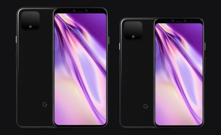 Google Pixel 4 XL hoesjes