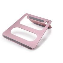 Opvouwbare laptop / macbook standaard - 11.6 tot 17.3 inch - Aluminium - Rosé-Goud