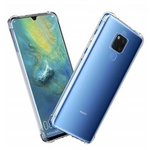 Huawei Mate 20X hoes - Anti-Shock TPU Back Cover - Transparant