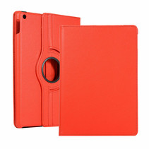iPad 10.2 2019 / 2020 hoes - Draaibare Book Case Cover - Rood
