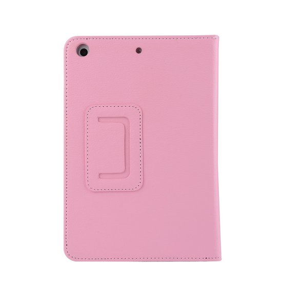 Case2go iPad 10.2 inch (2019) hoes - Flip Cover Book Case - Roze