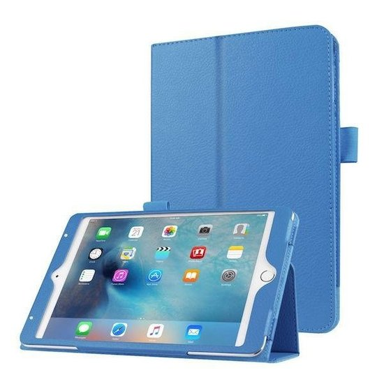 Case2go iPad Air 10.5 (2019) hoes - Flip Cover Book Case - Licht Blauw