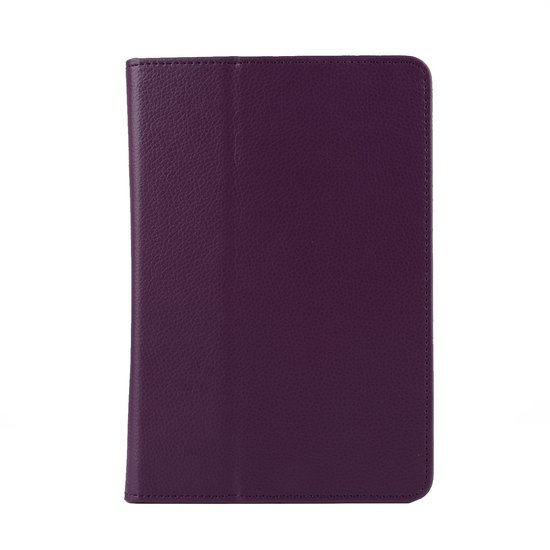 Case2go iPad Air 10.5 (2019) hoes - Flip Cover Book Case - Paars