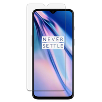 OnePlus 7T - Tempered Glass Screenprotector - Case Friendly