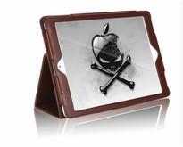 iPad Air 10.5 (2019) hoes - Flip Cover Book Case - Bruin