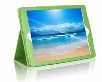 iPad Air 10.5 (2019) hoes - Flip Cover Book Case - Groen