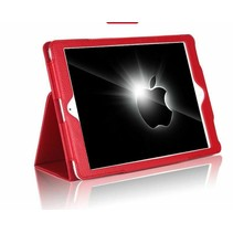 iPad Air 10.5 (2019) hoes - Flip Cover Book Case - Rood