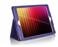 iPad 10.2 inch (2019) hoes - Flip Cover Book Case - Paars