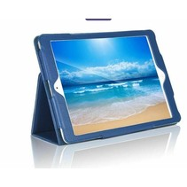iPad 10.2 inch (2019) hoes - Flip Cover Book Case - Donker Blauw