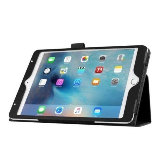 Case2go iPad Pro 10.5 (2017) hoes - Flip Cover Book Case - Zwart