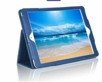 iPad Pro 10.5 (2017) hoes - Flip Cover Book Case - Donker Blauw