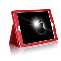 iPad Pro 10.5 (2017) hoes - Flip Cover Book Case - Rood