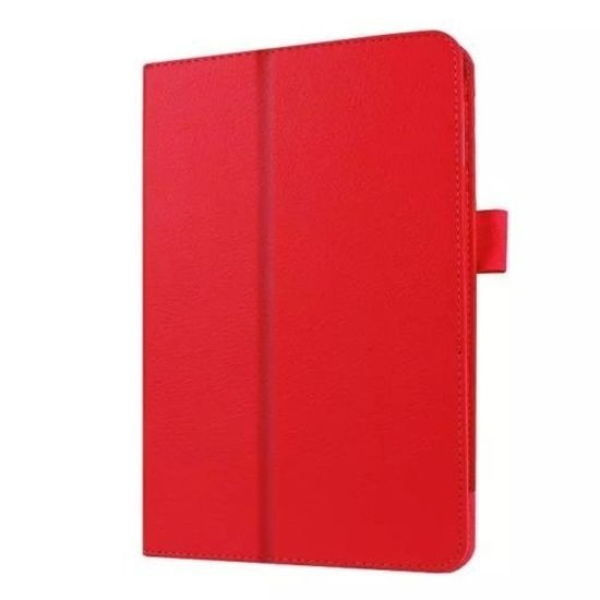 Case2go iPad Pro 10.5 (2017) hoes - Flip Cover Book Case - Rood