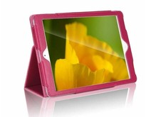 iPad Pro 10.5 (2017) hoes - Flip Cover Book Case - Magenta