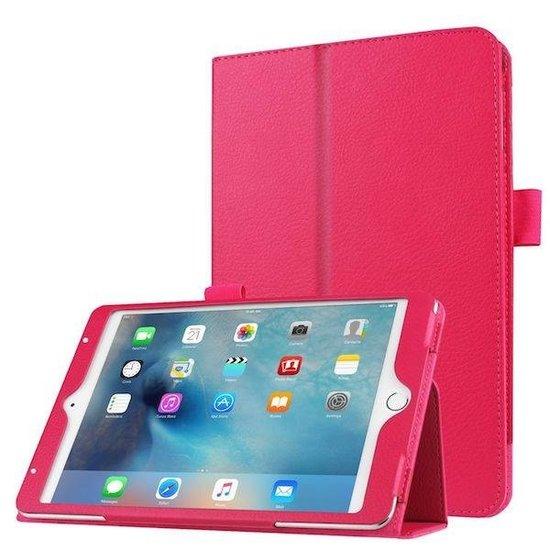 Case2go iPad Pro 10.5 (2017) hoes - Flip Cover Book Case - Magenta