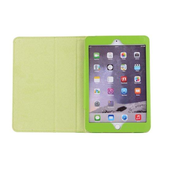 Case2go iPad Pro 10.5 (2017) hoes - Flip Cover Book Case - Groen