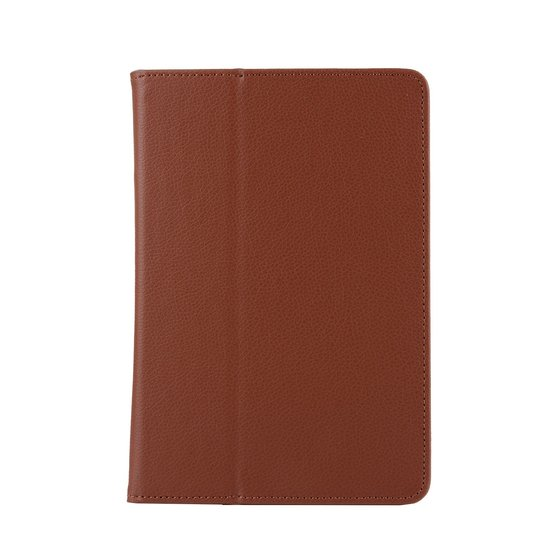 Case2go iPad Pro 10.5 (2017) hoes - Flip Cover Book Case - Bruin