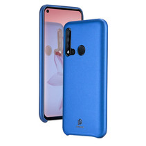 Huawei P20 Lite (2019) hoes - Dux Ducis Skin Lite Back Cover - Blauw