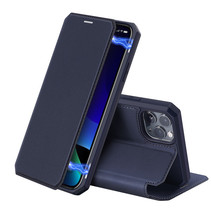 iPhone 11 Pro hoes - Dux Ducis Skin X Case - Donker Blauw