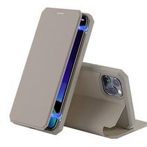 iPhone 11 Pro hoes - Dux Ducis Skin X Case - Goud